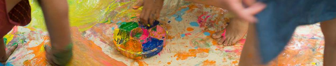 סדנאות ציור אינטואטיביות לארועים